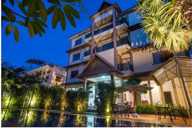 Potential 36 – Bedroom Boutique for Rent in Siem Reap – Slor Kram